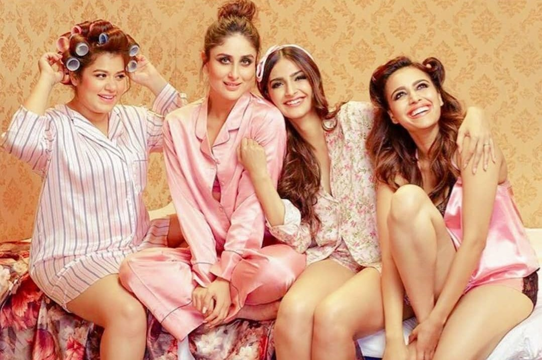 Here's how you can Create 'Veere Di Wedding' Poster Look with Your Bridesmaids | ShaadiSaga