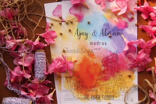 18 extraordinary styles for Wedding Invitations that caught our attention!