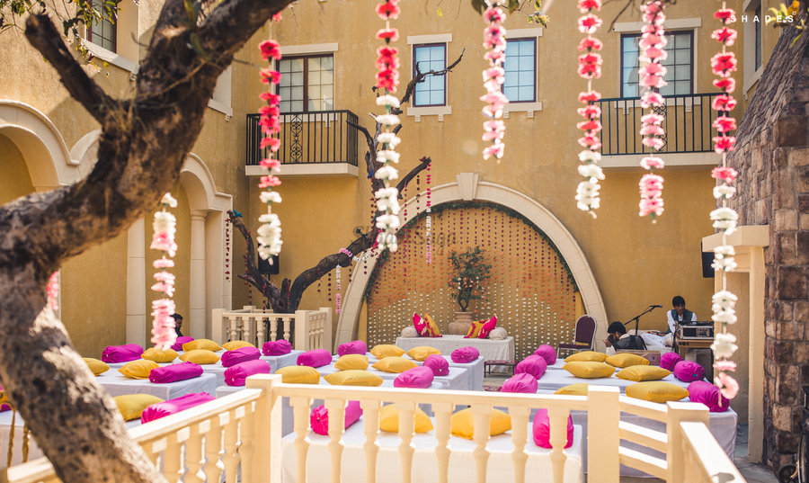 Modern Traditional Haldi Ceremony Decor Ideas We Recommend