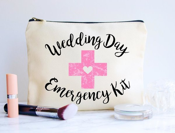 The Ultimate Emergency Kit every Bride needs Handy! (+Some rules to follow)
