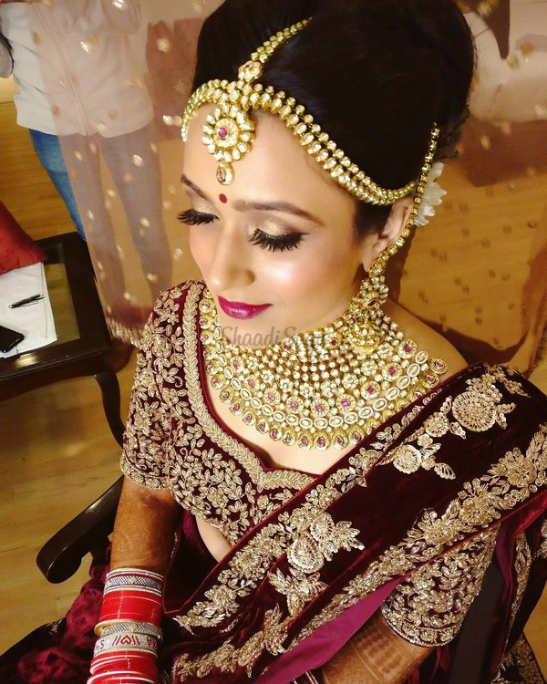 Professional Wedding Planner In India: Makeup Artists In Gurgaon