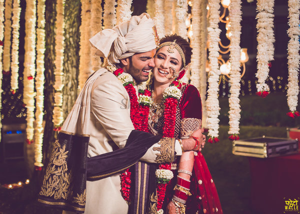 Extravagant Mussoorie Wedding with Sabyasachi-inspired Decor & a Cheery Bride