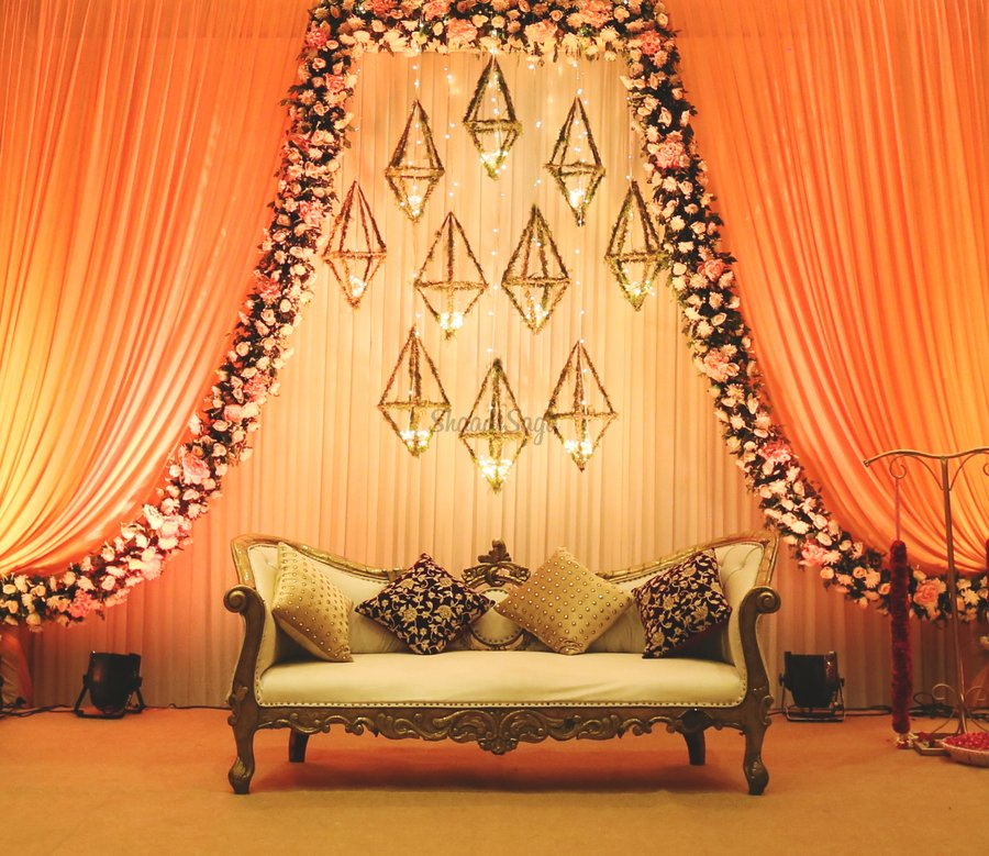 Simple Wedding Stage Decoration Ideas: Top 51 Wedding Stage Decoration Ideas (Grand & Simple