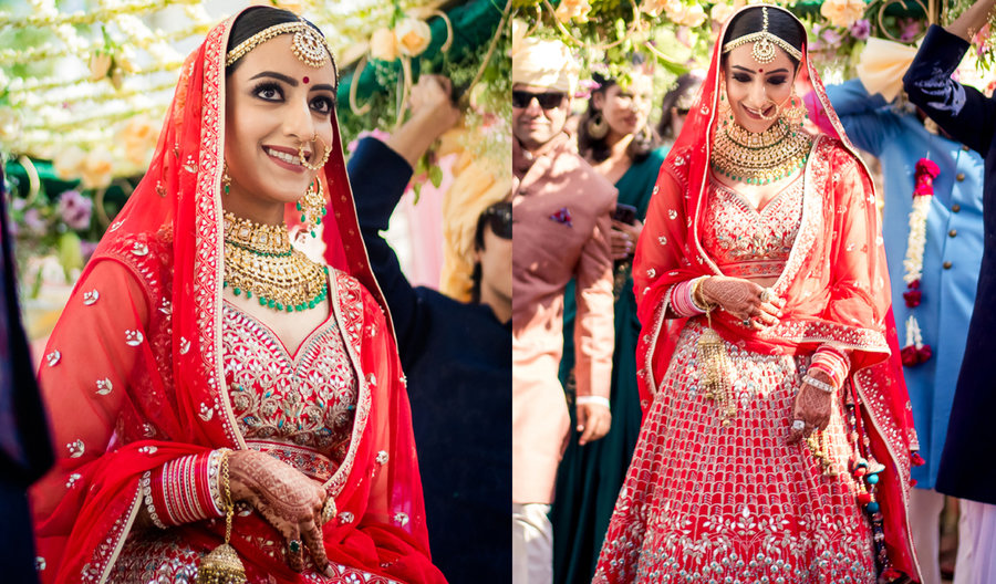 23 Most Gorgeous Anita Dongre Lehengas you'll Definitely fall for