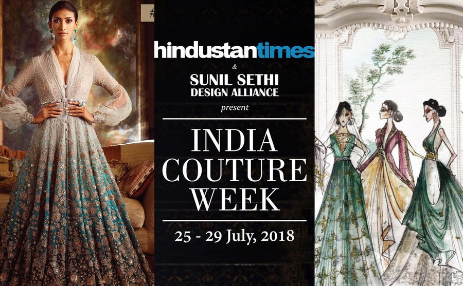 f004a4c41cedc ICW 2018  Top Indian Designers to set major wedding wear trends  Here s  what to expect!