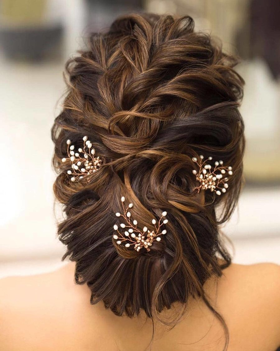 Pre Wedding Hair Style: 25 Drool-Worthy Bun Hairstyles For To-Be Brides