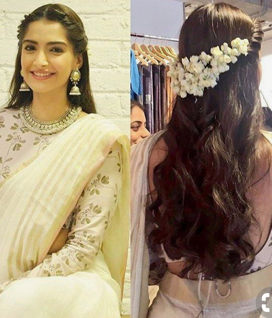 11 Easy Ways to include Gajra in your Hairstyle this Wedding