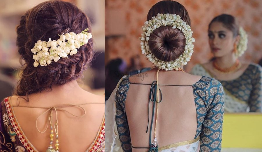 15 Easy Ways To Include Gajra In Your Hairstyle This Wedding Season