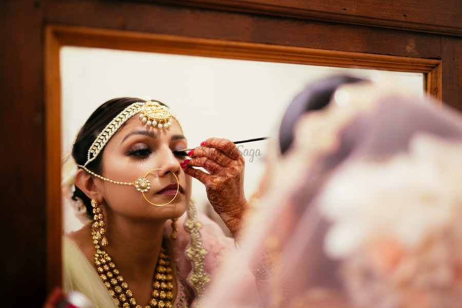 Makeup Essentials 101 for Brides for Pre & Post Wedding