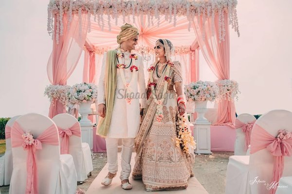 Bridal fashion blog best indian wedding blog shaadisaga best ways to color coordinate your wedding outfit with decor junglespirit Choice Image