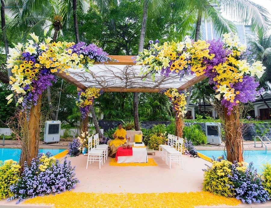 August Decor Favorites 21 New Refreshing Wedding Decoration Ideas