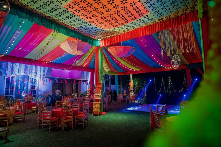 A Sikh Marathi Wedding With A High On Spirit Bride Fresh Decor
