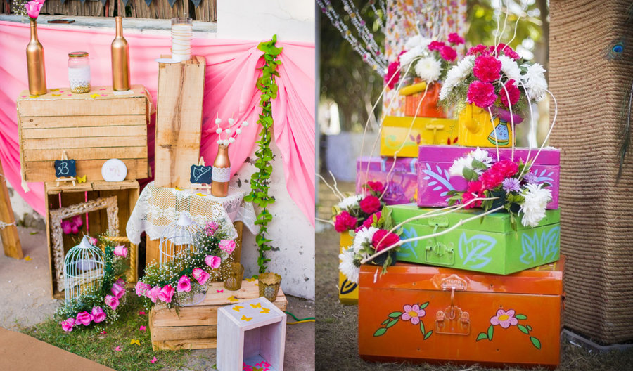 7 Easy Affordable Diy Photobooth Ideas For Home Functions Steps