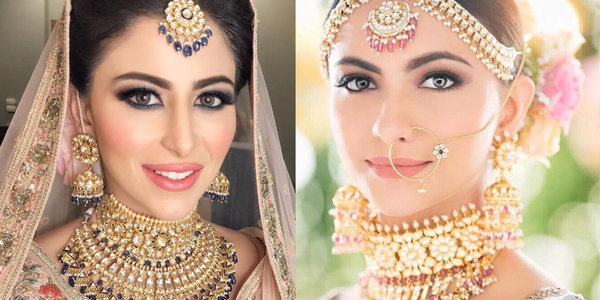 Top 7 Makeup Artists you Must follow on Instagram if you're a Bride-to-be
