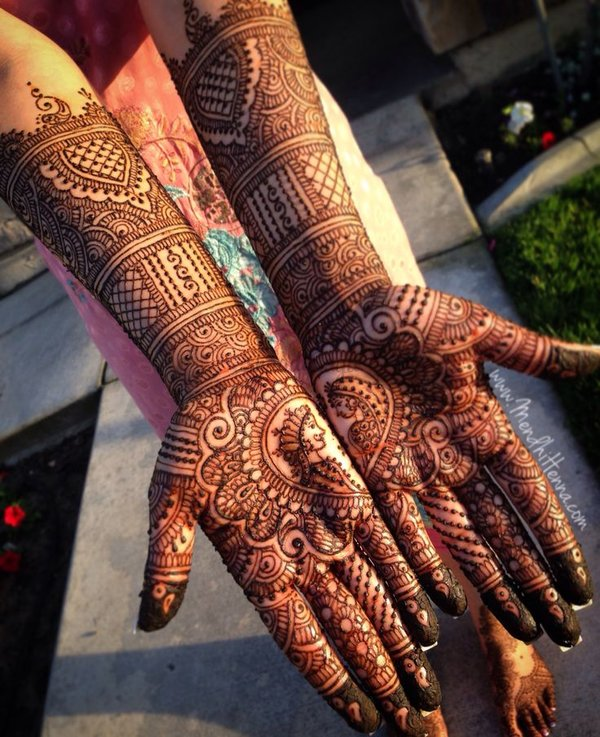 3832cf12b2c61a6680940221cf658345  wedding henna bridal mehndi