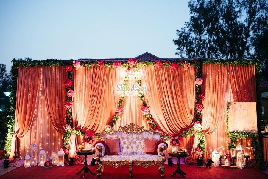Best Decoration Ideas: Top 51 Wedding Stage Decoration Ideas (Grand & Simple