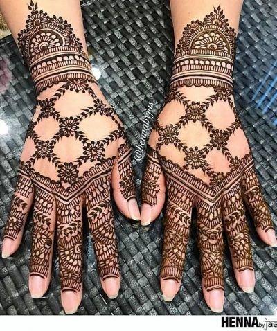 Top 111 Simple Mehndi Designs Shaadisaga