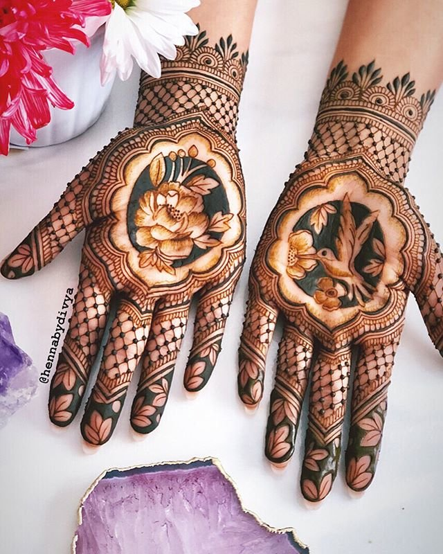 Top 110+ Arabic Mehndi Designs