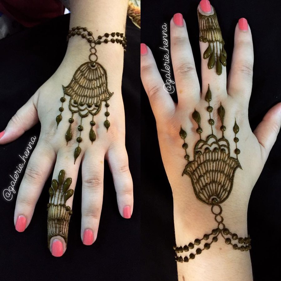 29c23755a Top 111+ Simple Mehndi Designs | ShaadiSaga