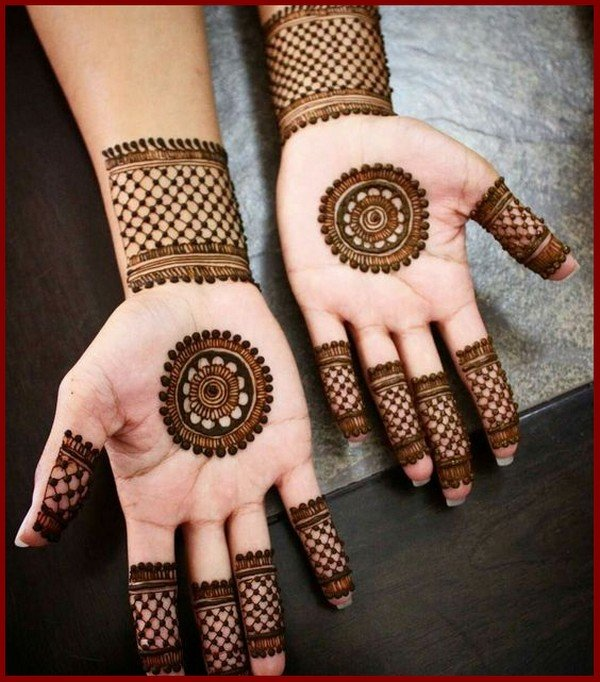 Top 111 Simple Mehndi Designs Shaadisaga