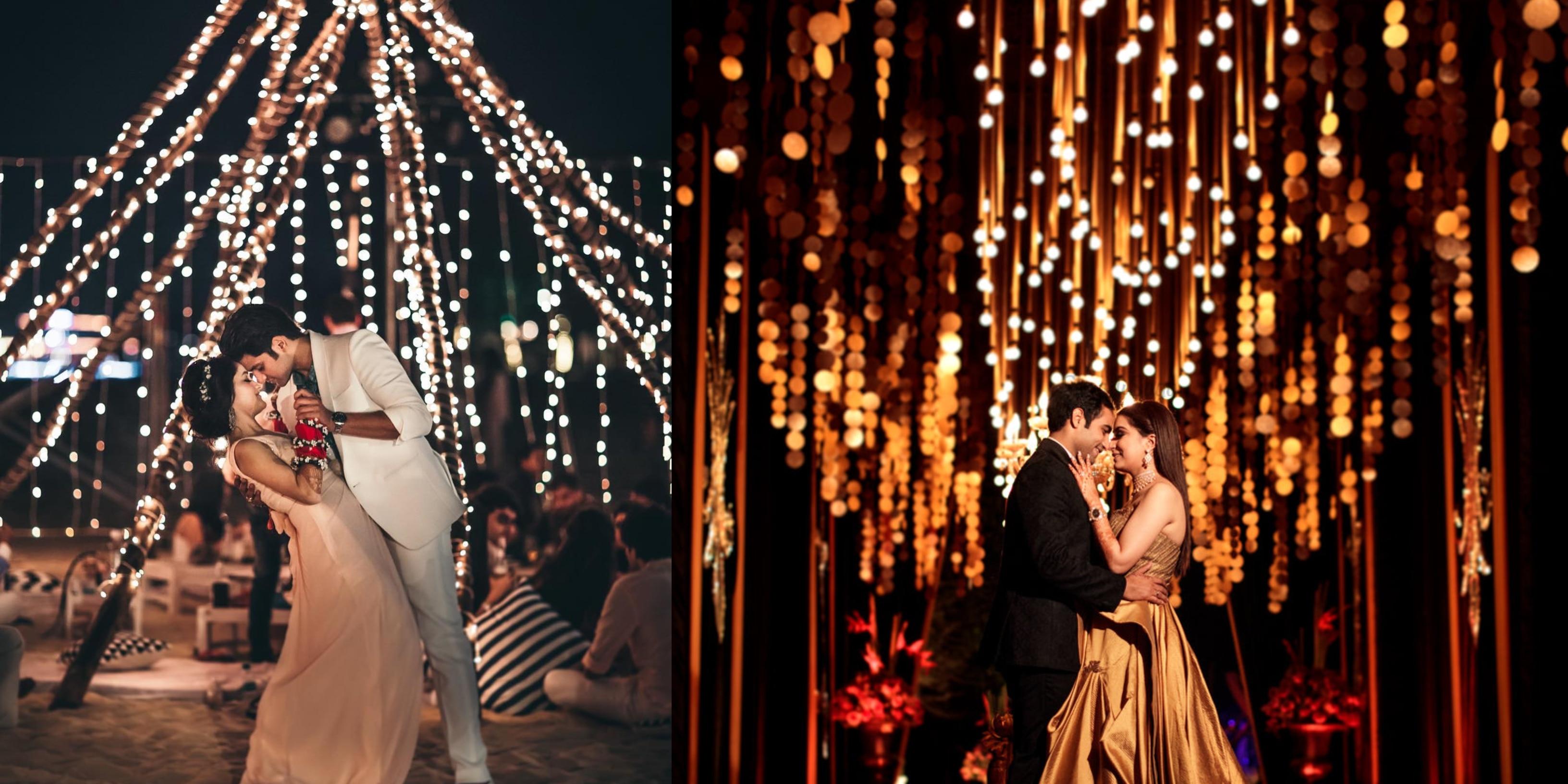 16 Wedding Decor Ideas With Fairy Lights Bulbs Are Sure To