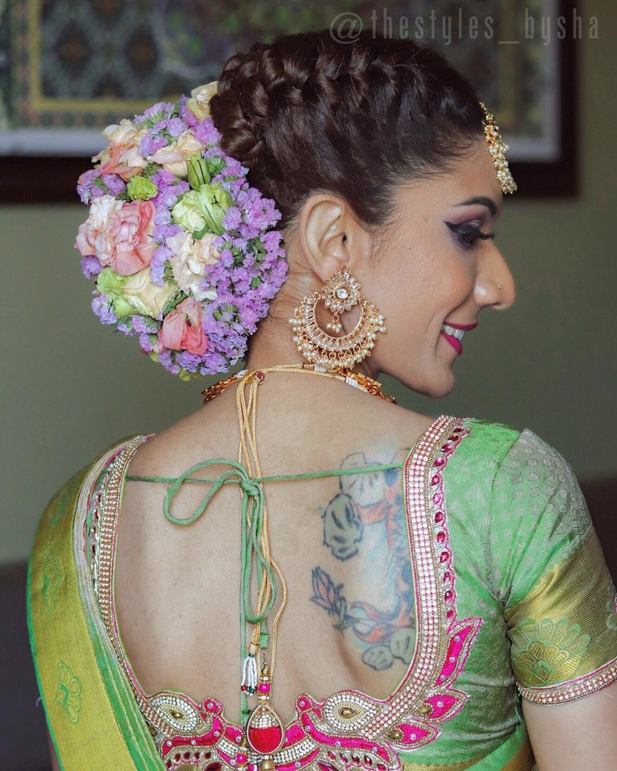 Wedding Hairstyle For Kerala Bride: Top 85+ Bridal Hairstyles That Needs To Be In Every Bride