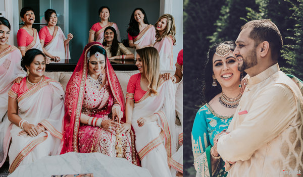 India meets Baku with Dhol & Baraat: The First ever Azeri Style Indian Wedding