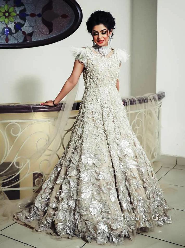 Our Favourite Brides In Spectacular Wedding Outfits By Manish