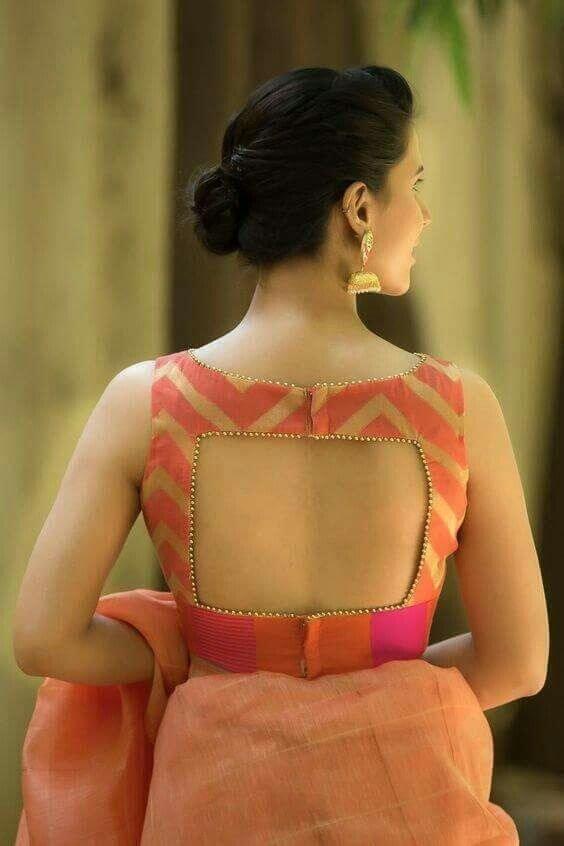Top 110 Latest Trendy Blouse Designs Shaadisaga