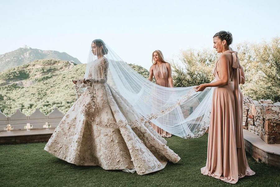 35 Christian Wedding Gown Designs For Every Kind Of Bride