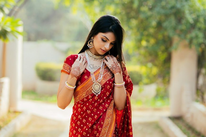 18212b75c2f18 From Traditional to Stylish: Best Karva Chauth Outfit Ideas for ...
