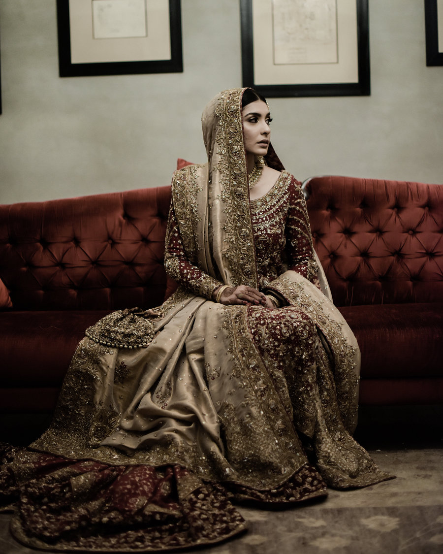 c51be94149 Wedding Looks of Pakistani Brides will Brim you with Inspiration ...