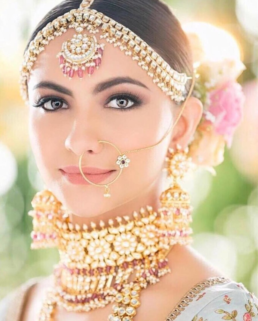 45+ Trending Matha Patti Designs worn by Real Brides (All Kinds ...