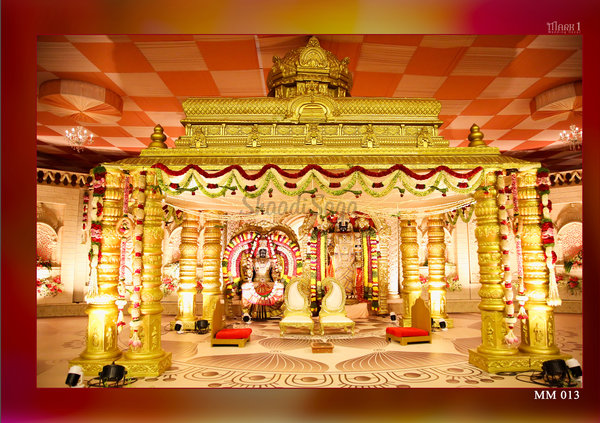 Wedding stage decors in cbe