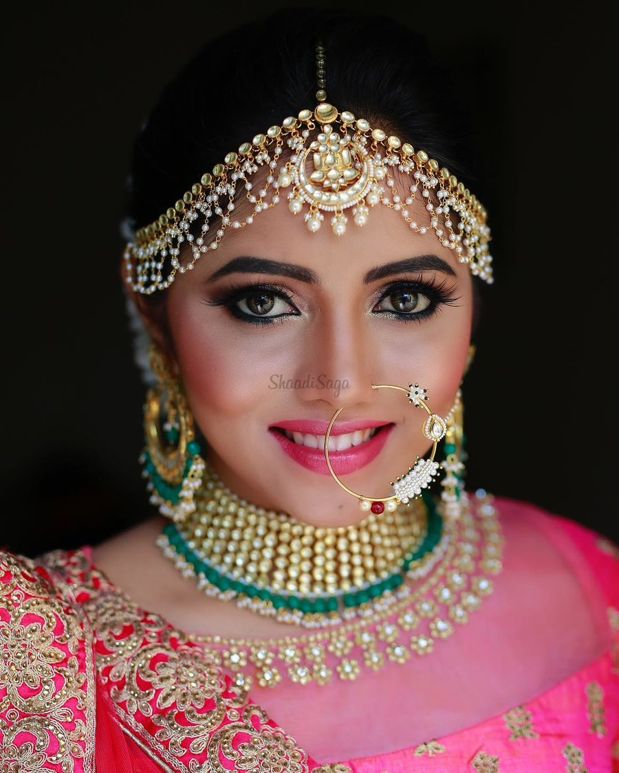 45+ Trending Matha Patti Designs worn by Real Brides (All Kinds