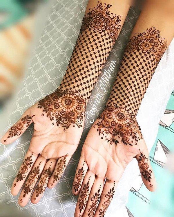arabic mehndi designs photos