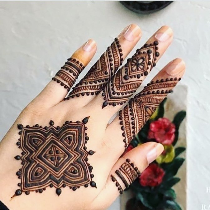 Arabic Mehndi Design For Men: Top 151+ Arabic Mehndi Designs