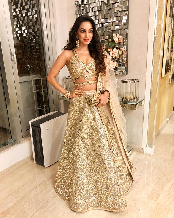 10 Times Kiara Advani Gave Us Millennial Bridesmaid Goals! | ShaadiSaga