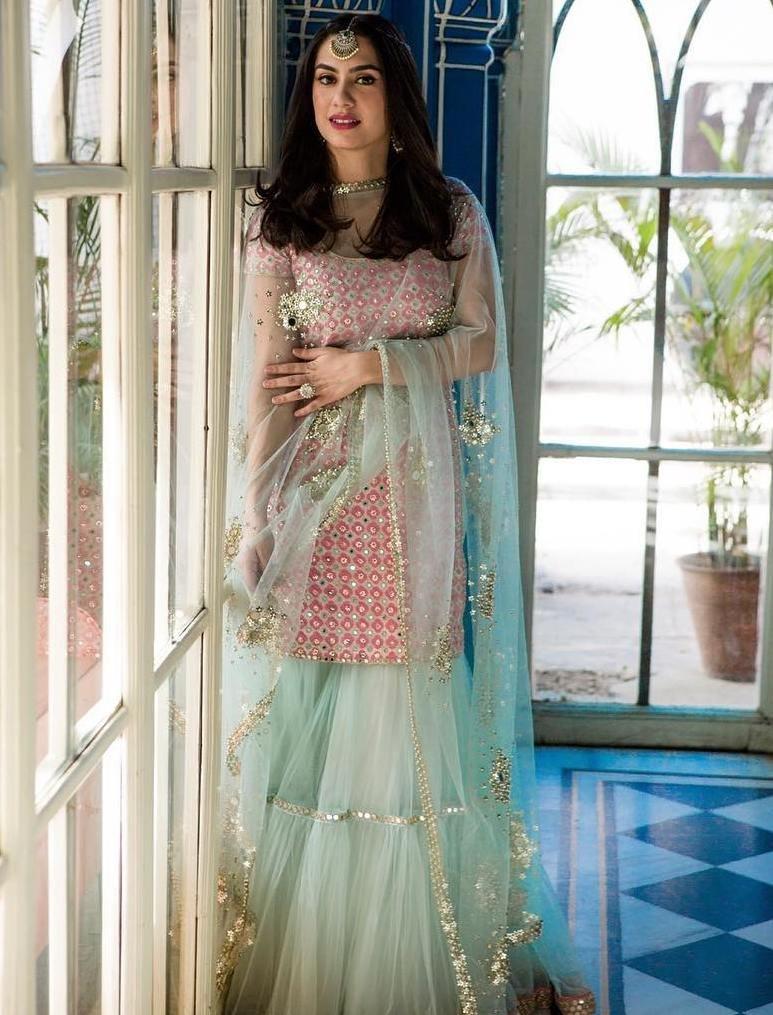 15 Trendy Sharara Amp Gharara Sets That Will Make You Go