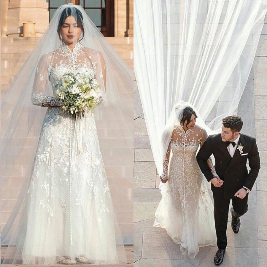 Celebrity Wedding Outfits 2019: Best Trends To Steal From 2018 Celebrity Weddings For Your