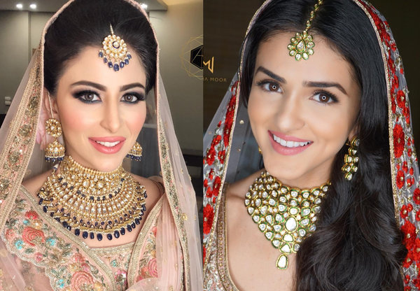 HD Makeup Vs Airbrush Makeup: Which One Is Better for Bridal Makeup? | ShaadiSaga