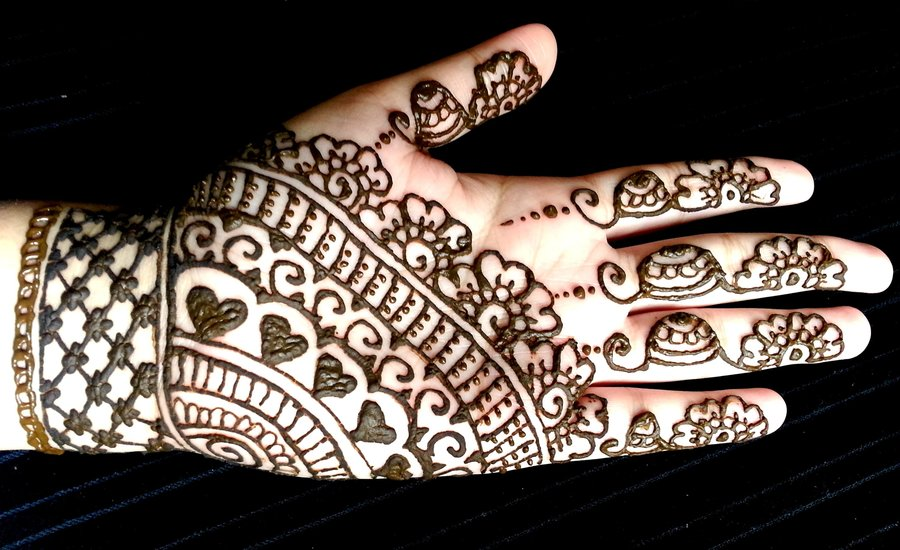 Top 87+ Mehndi Designs for Kids