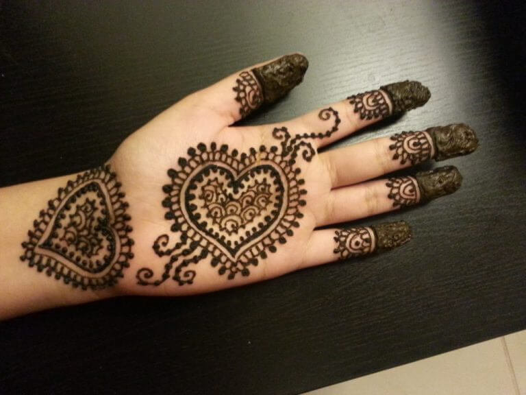 a84e73ed92d7b Top 87+ Mehndi Designs for Kids | ShaadiSaga