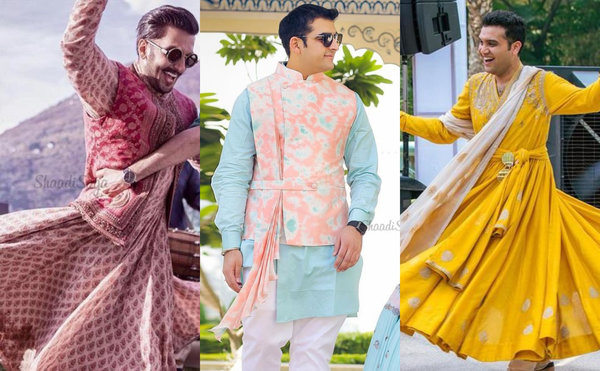 Experimental Outfit Ideas We Spotted on Real Grooms in 2018