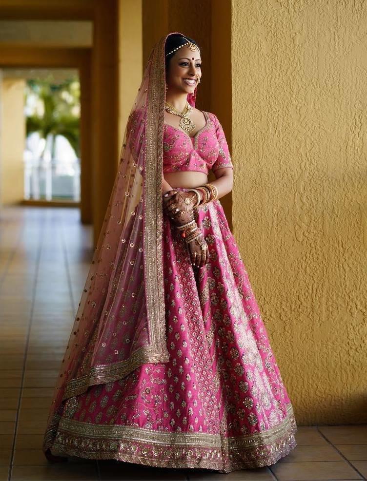 a1d2a40e7267 Our Most Favorite Brides Who Wore Dreamy Sabyasachi Lehengas ...