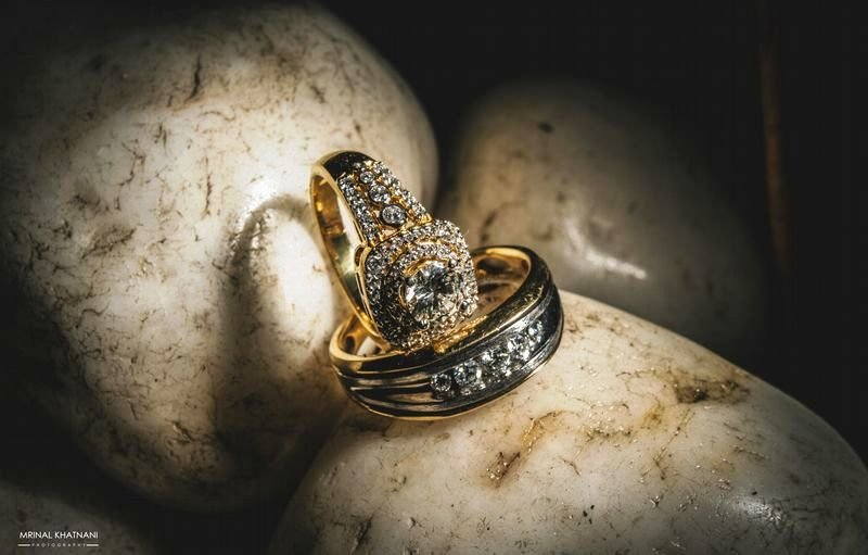 Cool Wedding Rings.25 Unique Artsy Ideas To Get Your Engagement Rings