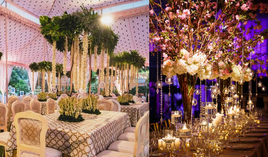 16 Oversized Centerpiece Ideas For Luxurious Looking Wedding Decor
