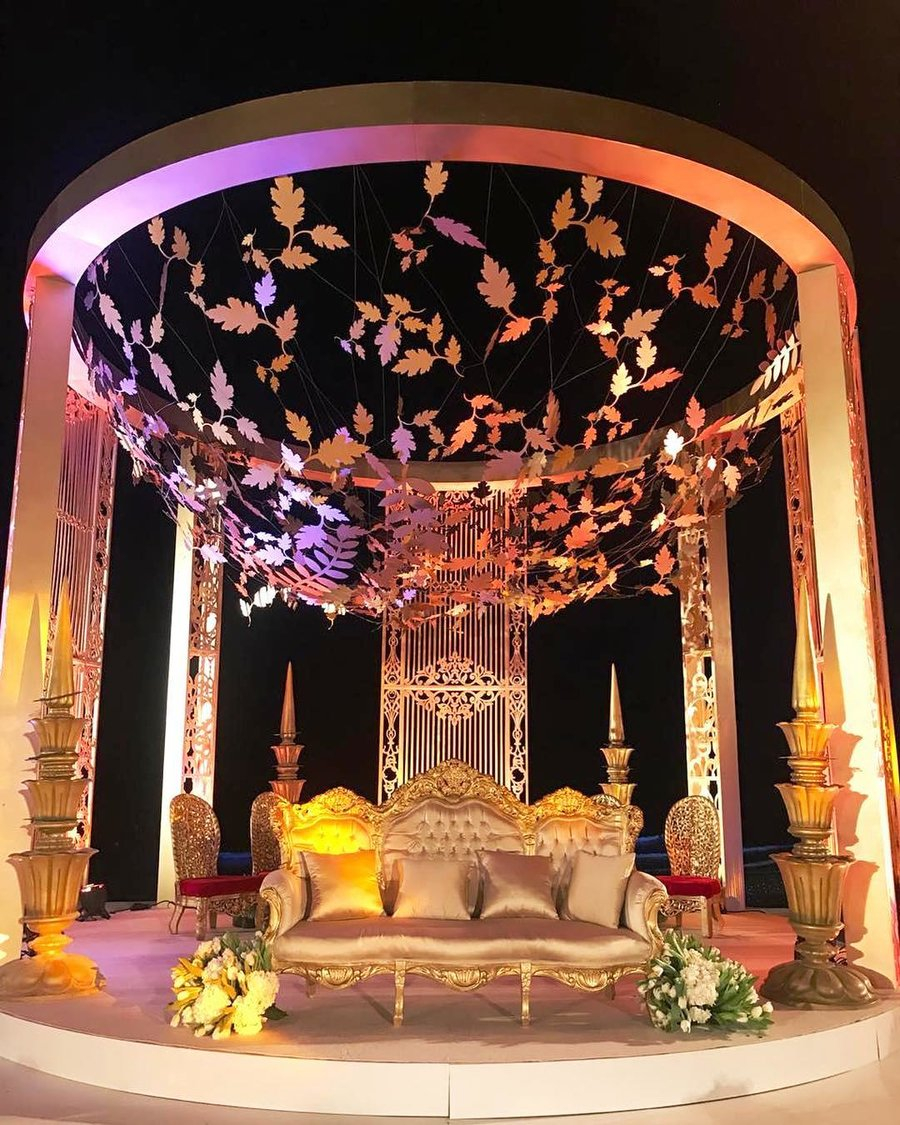 Top 51 Wedding Stage Decoration Ideas Grand Simple