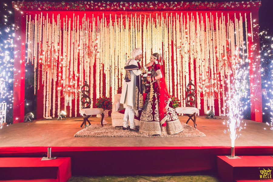 Top 51 Wedding Stage Decoration Ideas Grand Simple Shaadisaga