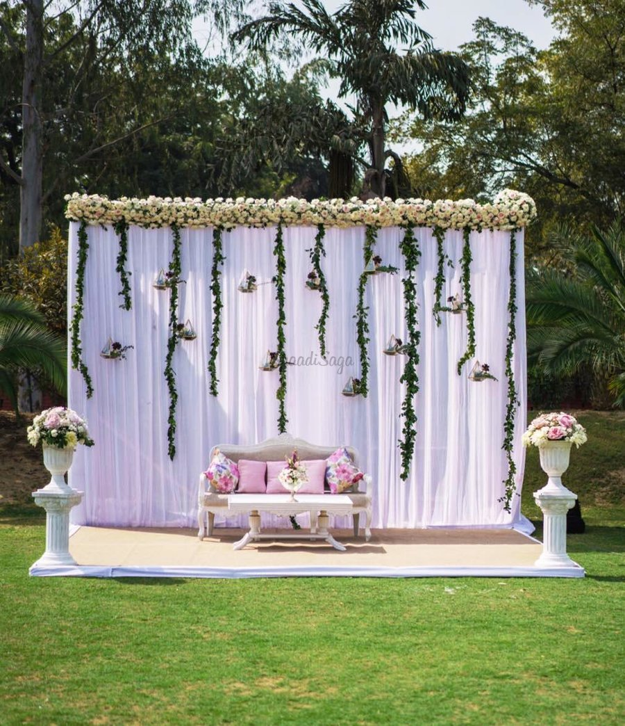 Indian Wedding Decor Ideas: Top 51 Wedding Stage Decoration Ideas (Grand & Simple